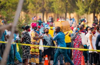 Covid-19, Rwandans Have Learnt to Forego 'Hobe', Can They Learn To Queue?