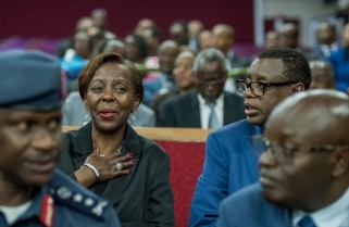 President Kagame Pays Tribute to Louise Mushikiwabo