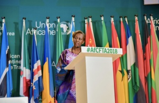 AfCFTA Signing a Cause for Celebration–Min Mushikiwabo