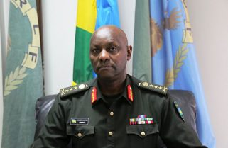 Lt. Gen. Jacques Musemakweli Passes On