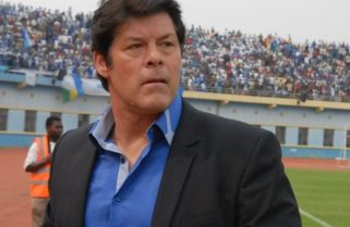 Controversial Former Rayon Sport Coach Luc Eymael fired by Yanga SC