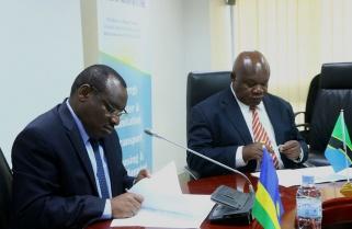 Rwanda, Tanzania Transport Ministers Seek Extension for Isaka-Kigali Railway Project
