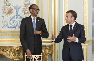 Macron Agrees to New Probe in France's Role in Genocide against Tutsi