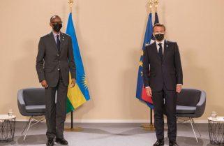 French President Macron in Kigali Next Week