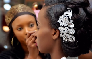 In the House of Cosmetics: How Nyishimire Defied the Odds