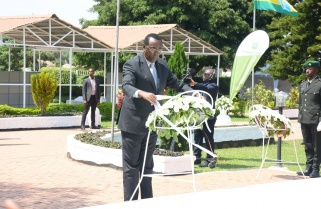 Rwanda Pays Tribute to Her Heroes in Colourful Ceremony