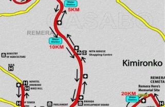 Kigali Peace Marathon: Hitimana Looks to Retain Half Marathon