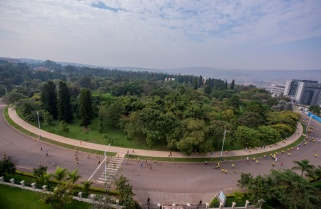 The Best of Kigali Int'l Peace Marathon