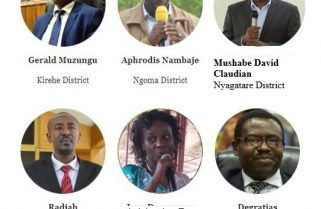 Mayors' Term in Office Ends in Three Weeks