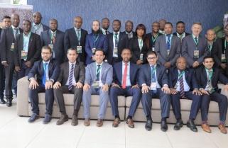 CAF Club Licensing Regional Workshop Kicks off in Kigali