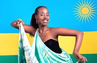 Michaelle Kabahenda for Miss Global Heritage 2019