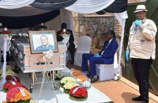 Dj Miller Laid to Rest