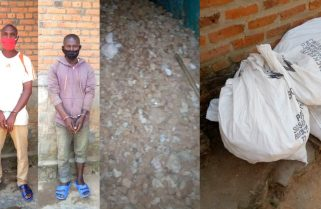 Western Province: Police Seizes 1-Tonne Cache of Minerals In A Residential House