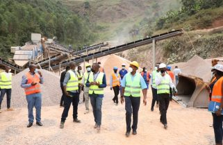 COVID-19: Rwanda Miners Re-strategise