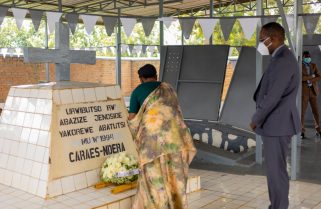 Kwibuka 27: Ministry of Health Pays Tribute to Patients, Former Staff