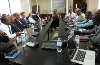 International Cancer Institute to Train Rwandan Surgeons