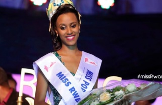From Second-Hand Car Gift To Broken Language, Here is Miss Rwanda