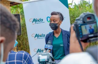 Miss Rwanda, AIF Launch a Project to Empower 1,900 Community Health Workers