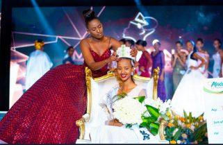Naomie Nishimwe Is Miss Rwanda 2020