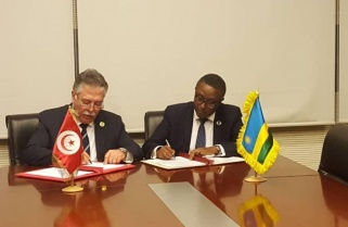 Rwanda, Tunisia Sign Air Service Agreement