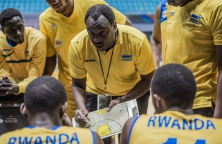 Rwanda Resumes Preps for FIBA World Cup Qualifiers