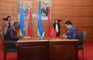 Rwanda, Morocco Sign 12 Cooperation Agreements