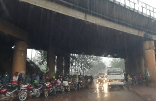 Heavy Downpour Hits Rwanda as Weather Agency Issues Warning