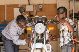 Rwanda to Launch Eco-Friendly Motor Cycle Transport