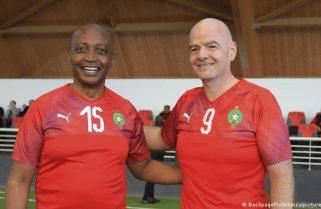"""FIFA President Praises African """"Team Spirit"""""""