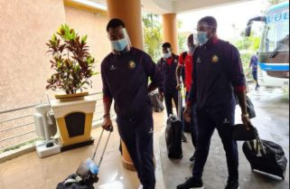Afcon 2021 Qualifiers: Mozambique arrive in Kigali Ahead of Rwanda Clash