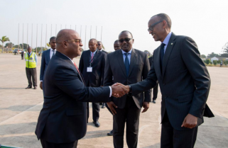 Kagame in Mozambique to Witness Signing of Peace Deal
