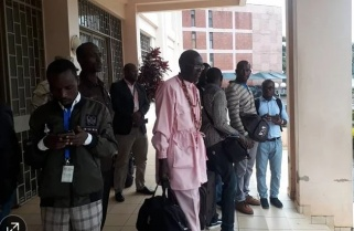 Dr Leon Mugesera Back to Court: His Appeal Postponed