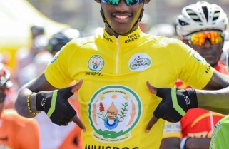 Ethiopian Desalegn wins stage 6, Mugisha edges closer to Tour du Rwanda victory