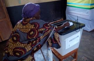 Massive Turn Up as Rwandans Elect Lawmakers