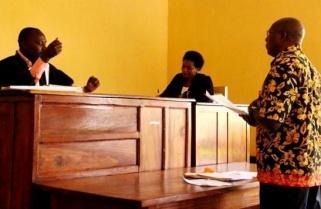 Munyakazi Wants Trial Recorded