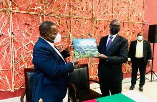 IGP Munyuza Concludes Visit to Malawi