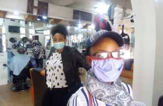 Rwanda Opens Market for  More Face Masks