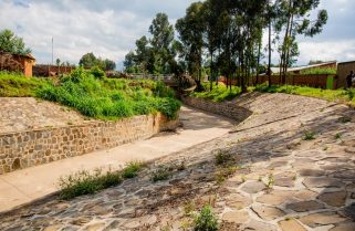 Musanze Focusing on Improved Drainage to Protect Environment