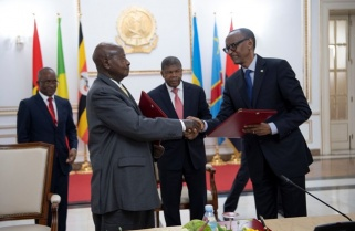 Kagame, Museveni Agree to Resolve Tensions