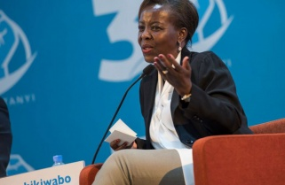 African Leaders Busy in 'Roadside Politics' – Mushikiwabo