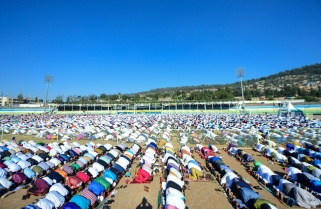 Charity Prevails at Eid-El-Fitr Celebrations
