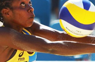 Beach Volleyball duo eye Commonwealth Games slot in Sierra Leone