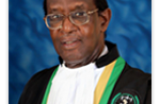 Rwanda's First Chief Justice after Genocide Jean Mutsinzi Passes on