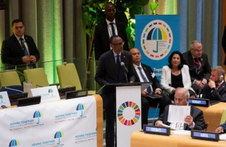 Universal Health Care: Kagame Urges Global Leaders to Take the Lead