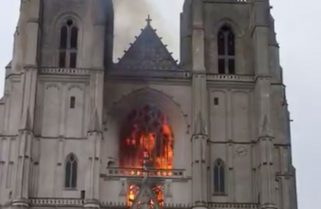 France: Rwandan Man Linked to Nantes Cathedral Fire Suspected of Murdering Priest