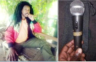 Natty Dread Shows His Three Gifts from Bob Marley