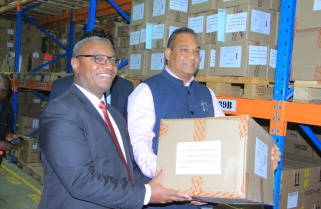 India Donates Hepatitis Medicine to Rwanda