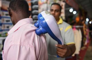 Health Solutions at Rwanda International Trade Fair