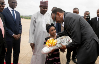 Kagame in Nigeria to Share Rwanda's Stance on Corruption