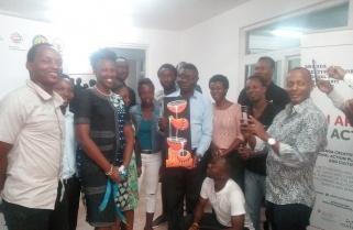 Rwandan Artistes Seek Nigeria Film Collaboration